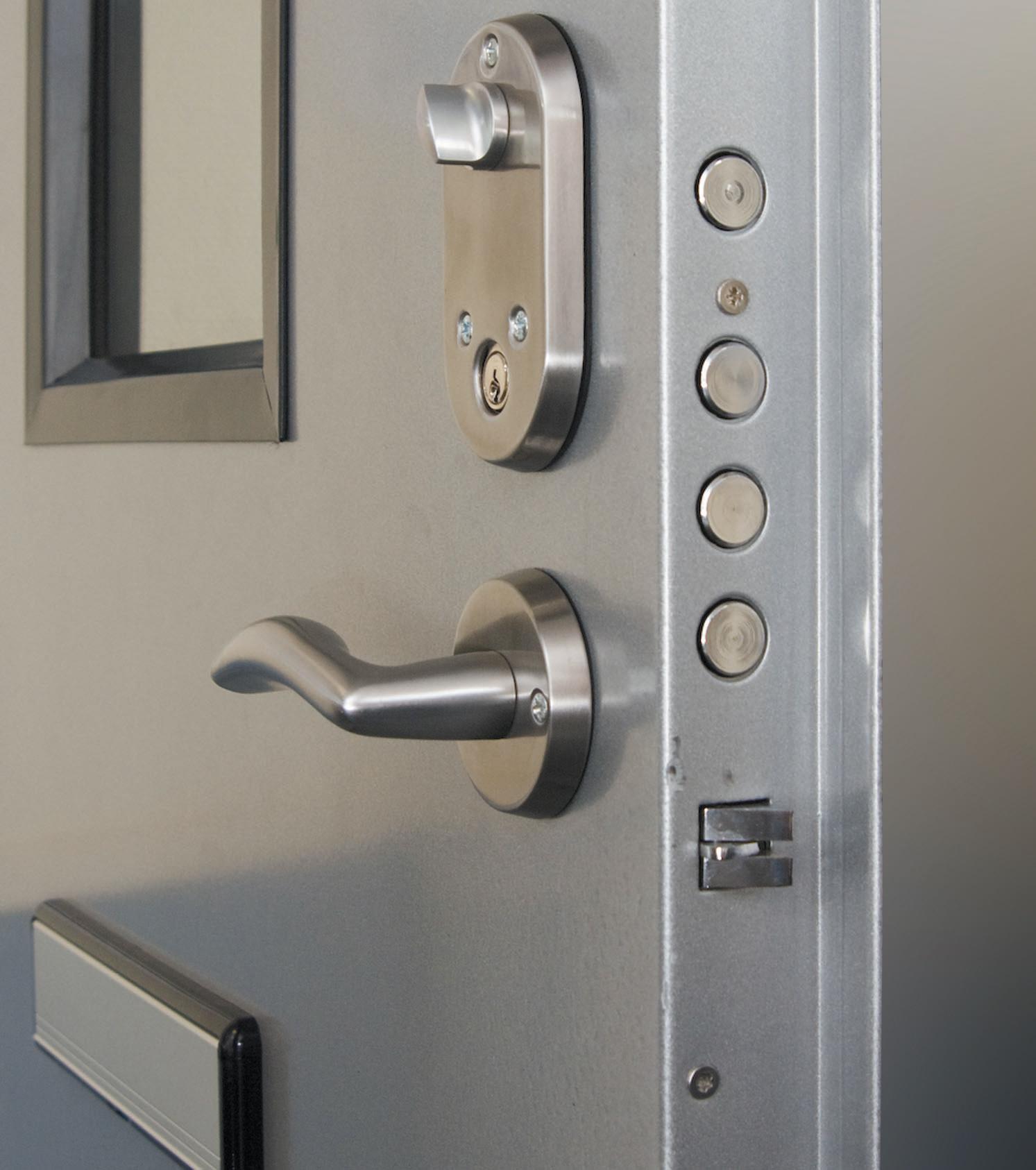 1686 #726B59 Security Doors: Security Doors Pr image Secure Exterior Doors 39331493