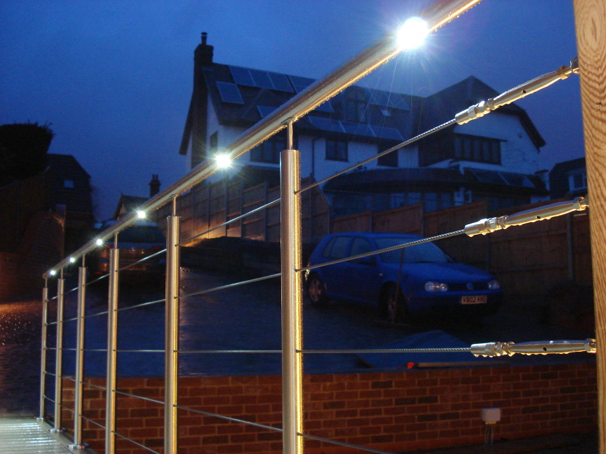 SG System Products launches new Illumine handrail range