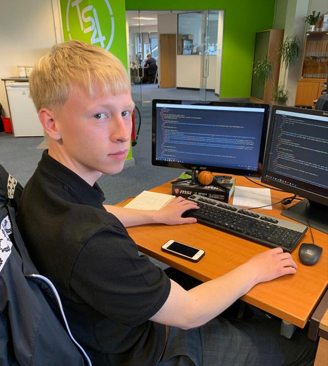 Jack Gilbert - Junior Web Developer