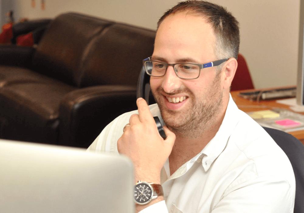 Jonny Stiles - Account Manager