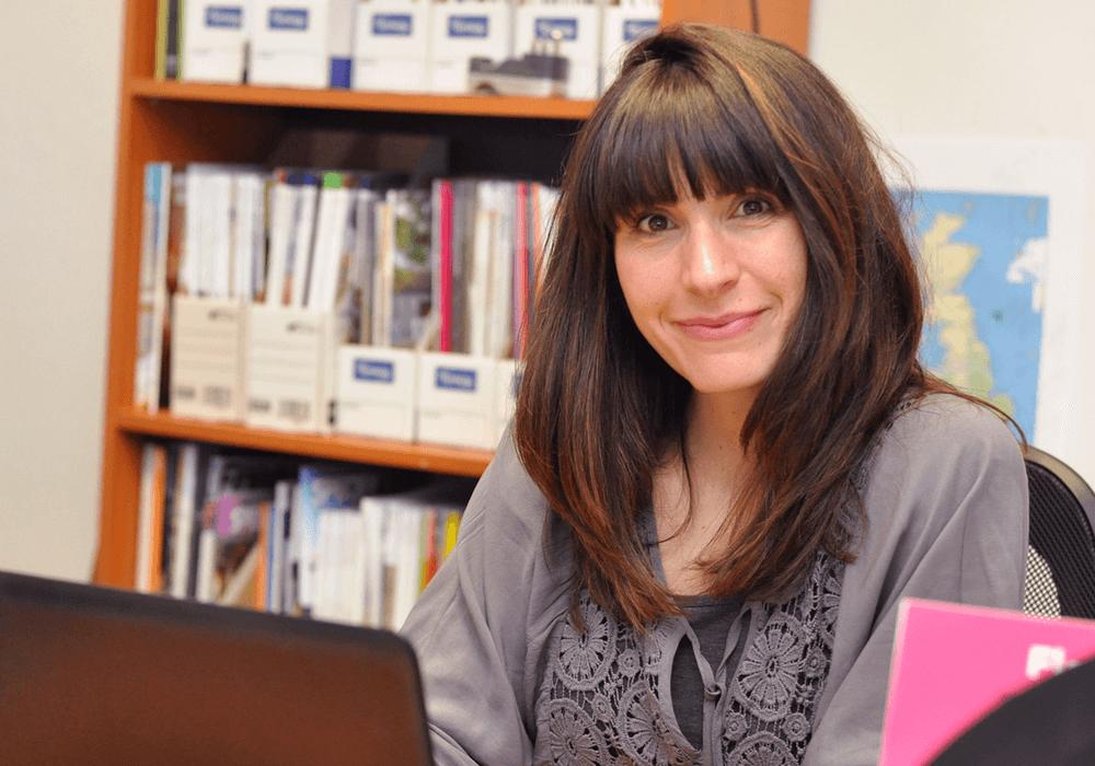 Lucy Dunn - PR Co-ordinator
