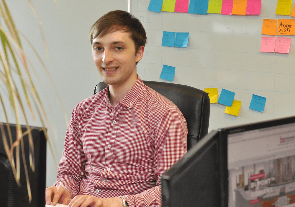 Mitchell Stanley - Senior Web Developer